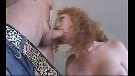 Redhead sucks and blows...
