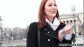 Redhead Czech girl Alice...