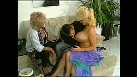 German mature threesome...