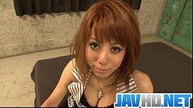 Japanese Rui Shiina gets...