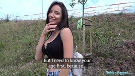 Public Agent Sexy Tourist...