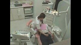 Japanese Dentist Handjob...