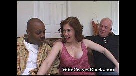 Horny Wife Fucks Black...