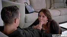 TUSHY Sexy French Girl...