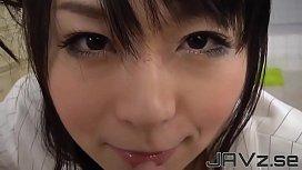 POV Japanese Blowjob #35...
