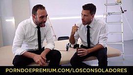 LOS CONSOLADORES - Chocolate honey...
