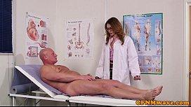 Spex dom CFNM doctor...