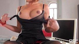 Office Babe Rose Valerie...