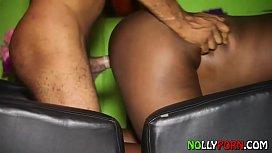 Uganda Black Pussy Babe Got Fucked Hard By Naija Porn Actor in Kampala - NOLLYPORN