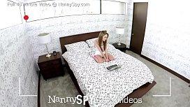 NANNYSPY BUSTED webcam nanny...
