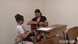 YouPorn - 2 school girls...