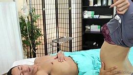 Recovery Nurse Tori Mayes...