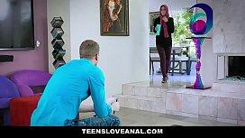 TeensLoveAnal - Cute Muslim Teen...