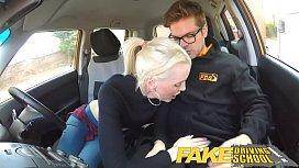 Fake Driving School lesson...