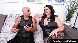 Submissive Sara Jay Fucks...
