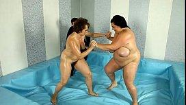 BBW Fight Club...