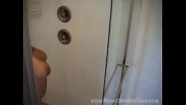 Audra Mitchell shower...
