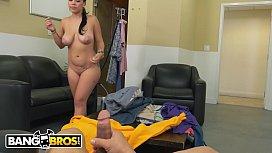 BANGBROS - Thick Latina Maid...