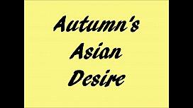 Autumn's Asian Desire:  New Client Blowjob