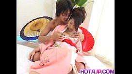 Akira Ichinose gets vibrators...