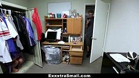 ExxxtraSmall - Cute College Teen...