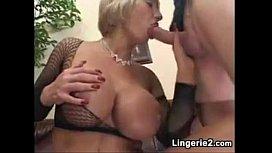 Busty Mature Slut In...
