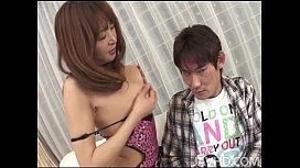 Cock hungry Hikaru Wakabayashi...