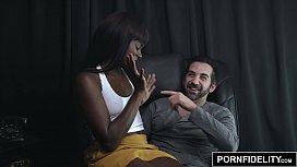 PORNFIDELITY Ana Foxxx and...