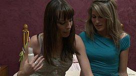 Dana DeArmond and Kara...