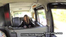Belgium tourist sucks huge...