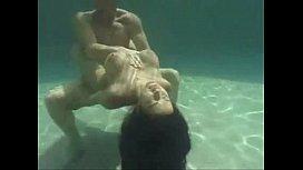 Mason Storm Fucks Underwater...