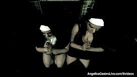 Phat Nuns Angelina Castro...