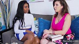Busty Teacher Sara Jay...