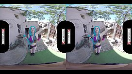 VR Cosplay X Alessa...