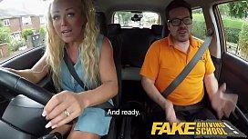 Fake Driving School Sloppy...