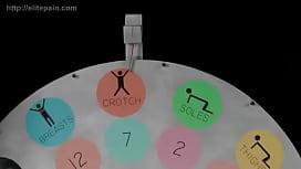 Wheel of pain 5...