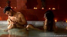 Erotic Lovers Unite In...