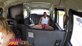 Female Fake Taxi Stud...