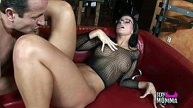Lolita house maid enjoys...