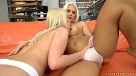 Blonde euro lesbian fisting...