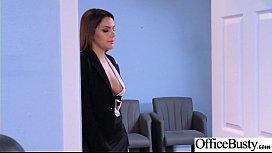 Office Girl Abby Lee...