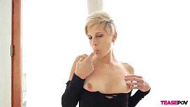 Tpov-Hot blonde babe...