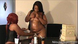Nilou Achtland and Eve...