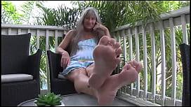Foot Perv Jerks Off TRAILER