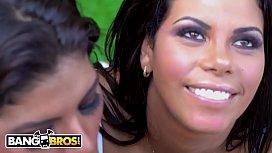 BANGBROS - Kesha and Sheila...