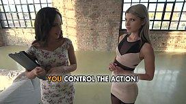 Gina and Lilu - Sharing...