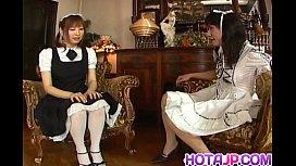 Runna Sakai naughty Asian...