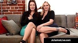 Femdom Milf Julia Ann...