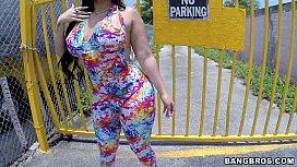 Thick Latina Chonga Destiny...