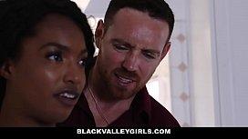BlackValleyGirls- Spoiled Ebony teen...